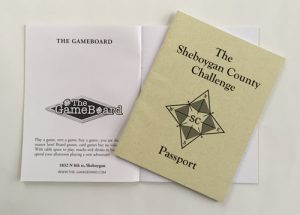 The Sheboygan County Challenge Passport